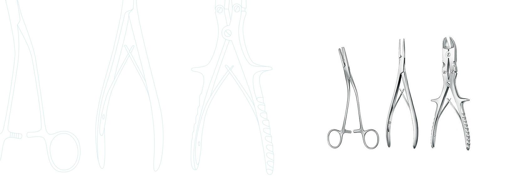 Хирургические инструменты KLS Martin