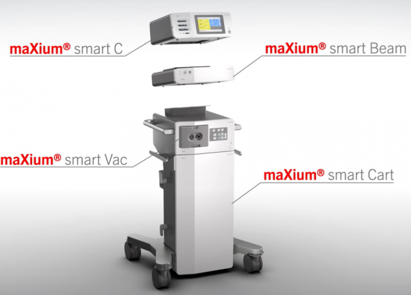 maXium smart Cart