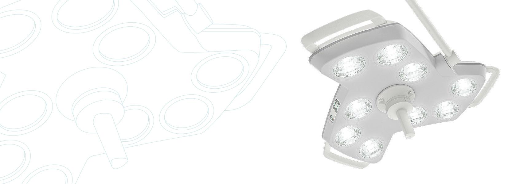 Медицинское освещение от немецкого производителя KLS Martin