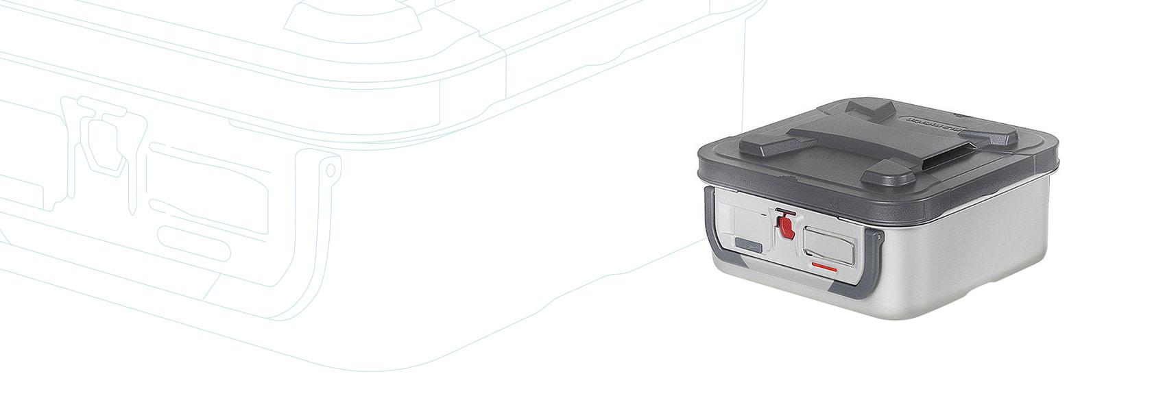Продажа контейнеров для стерилизации от немецкого производителя KLS Martin