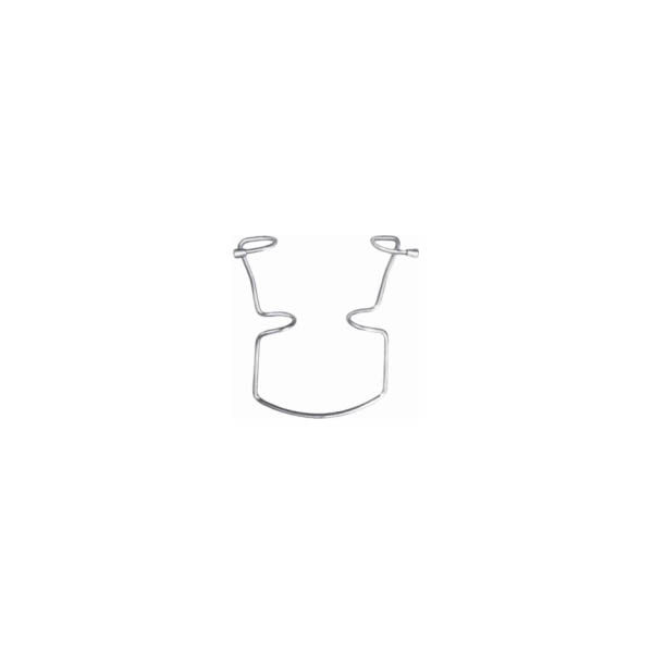 LIP RETRACTOR, ORINGER, NO. 2, 10.5 CM  — ретрактор для губ ORINGER, модель 2, 10,5 см