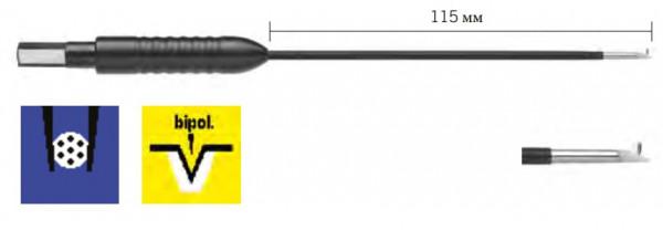 Биполярные аксессуары KLS Martin: биполярные электроды для артроскопии