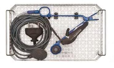 Биполярные аксессуары KLS Martin: легирующий и рассекающий инструмент marClamp cut IQ