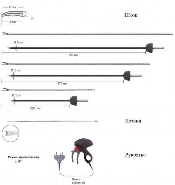 Биполярные аксессуары KLS Martin: легирующий инструмент marSeal